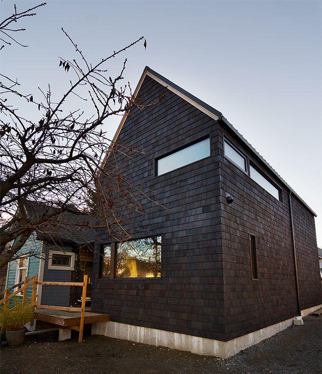 Modern Home Addition Seattle Ballard Neighborhood