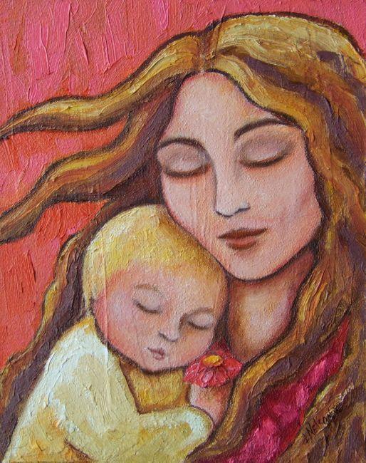 Mother-and-Child.jpg (514×650) #RetailMeNotMom