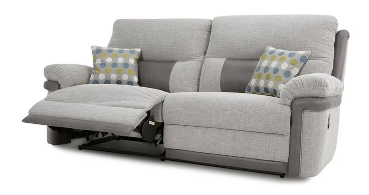Tetris 3 Seater Manual Recliner Tetris Dfs Recliner Contemporary Furniture Furniture