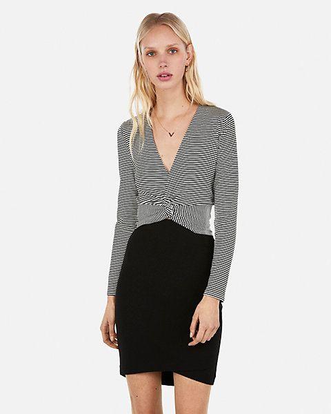 bfc589de9 Express Wrap Hem Pencil Skirt in 2019 | Rafter Dress Code | Skirts ...