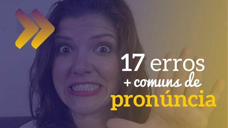 17 erros bobos de pronúncia que quase todo mundo comete, mas você pode e...