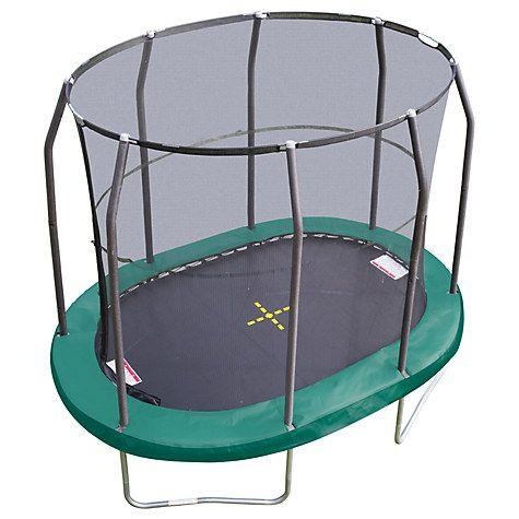 Buy JumpKing 9 x 13ft Oval Trampoline Online at johnlewis.com