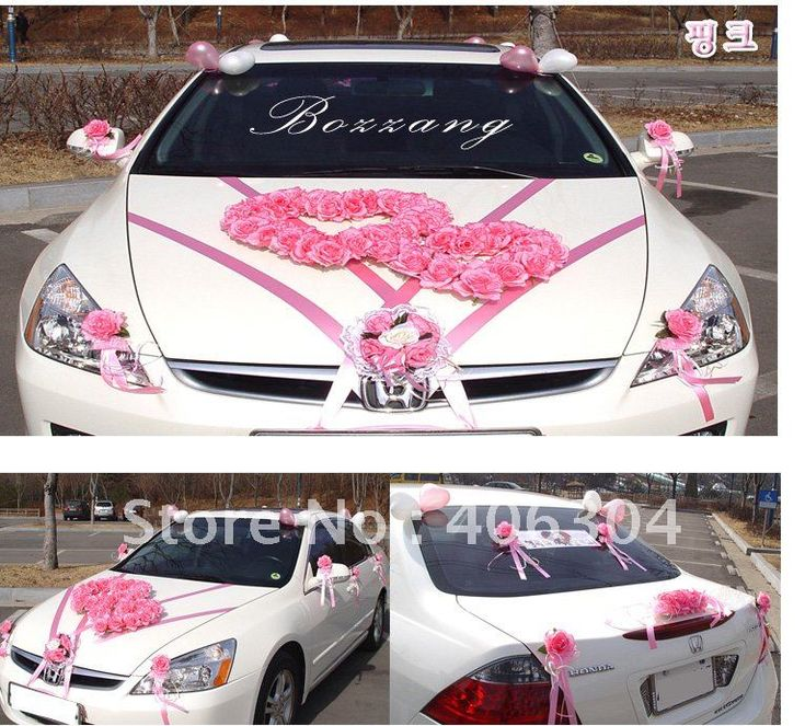 48 Best Xe Hoa Images On Pinterest Wedding Car Decorations