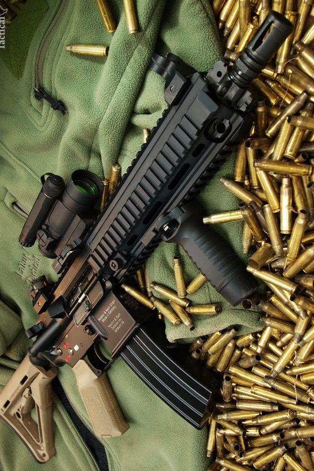Tactical Edge Arms Guns
