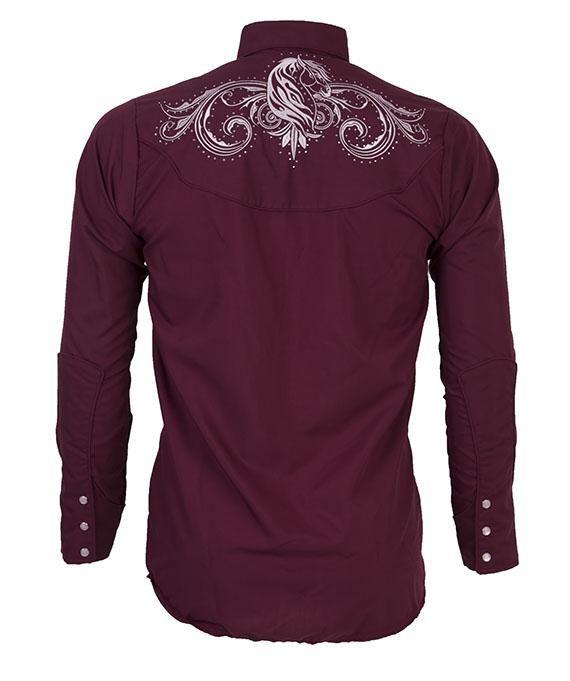 Vaquera Espuela Camisa Oro De Modelo VinoRopa Eso 45 H2YED9eIW