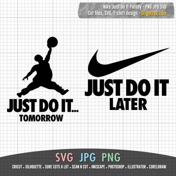 Nike Logo Disp Just Do It Svg Nike Logo