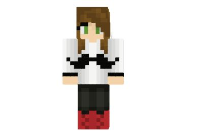 minecraft skins for girls   http://www.img2.9minecraft.net/Skin/Mustache-girl-skin.png