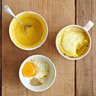 Mug cake amandel - recept - okoko recepten