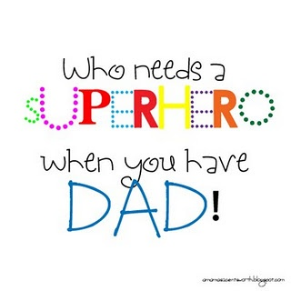 Exactly! The perfect reminder leading up to #FathersDay.
