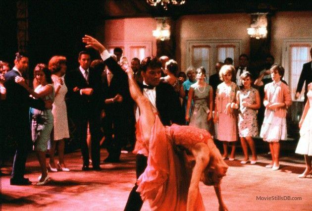 Dirty Dancing - Publicity still of Patrick Swayze & Cynthia Rhodes