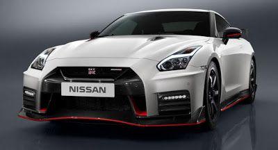 Nissan kündigt Vereinigtes Königreich Deutschland Frankreich Preise für 2017 GT-R NISMO France Nissan Nissan GT-R Prices UK