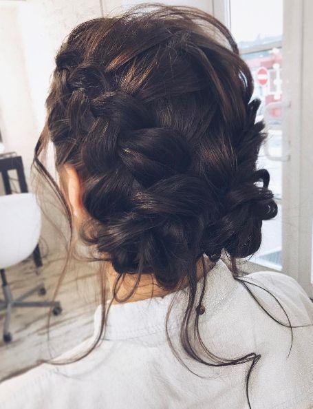 Wedding Hairstyle Inspiration – Tonyastylist (Tonya Pushkareva