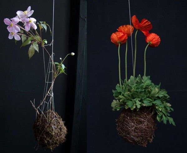 I've done a bit more research on the string gardens...so delightful and elegant!  Here is a link on a how to piece....http://inhabitat.com/diy-how-to-make-a-hanging-bonsai-string-garden/wilder-string-garden-1/?extend=1
