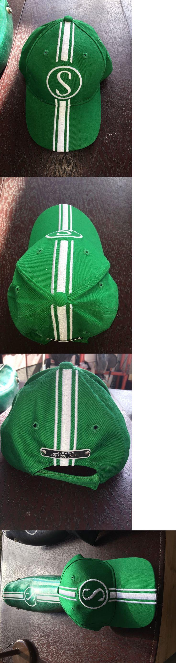 Hats Caps and Headbands 158994: Schwinn Pea Picker Stingray Hat Green W White Baseball Cap -> BUY IT NOW ONLY: $36.75 on eBay!