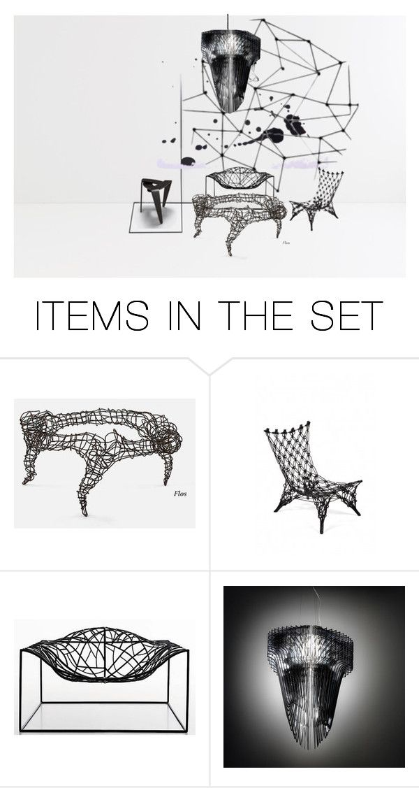 """Graphic insp. interior VI"" by ritamikelsons-1 on Polyvore featuring art"