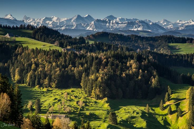 From small to big hills by Jan Geerk on 500px