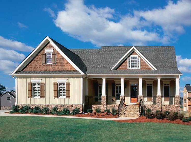 The 25 best plantation floor plans ideas on pinterest for Southern living cape cod house plans