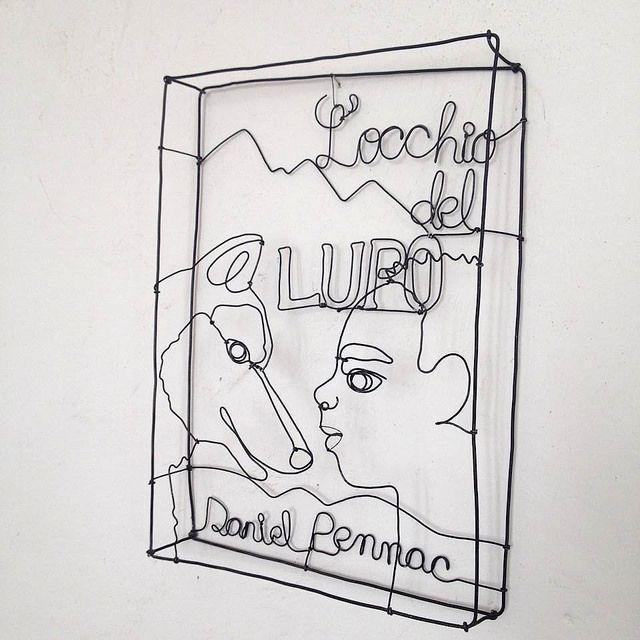 L'occhio del Lupo for Daniel Pennac