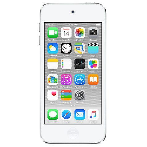 £139 White iPod Touch (16GB) | John Lewis