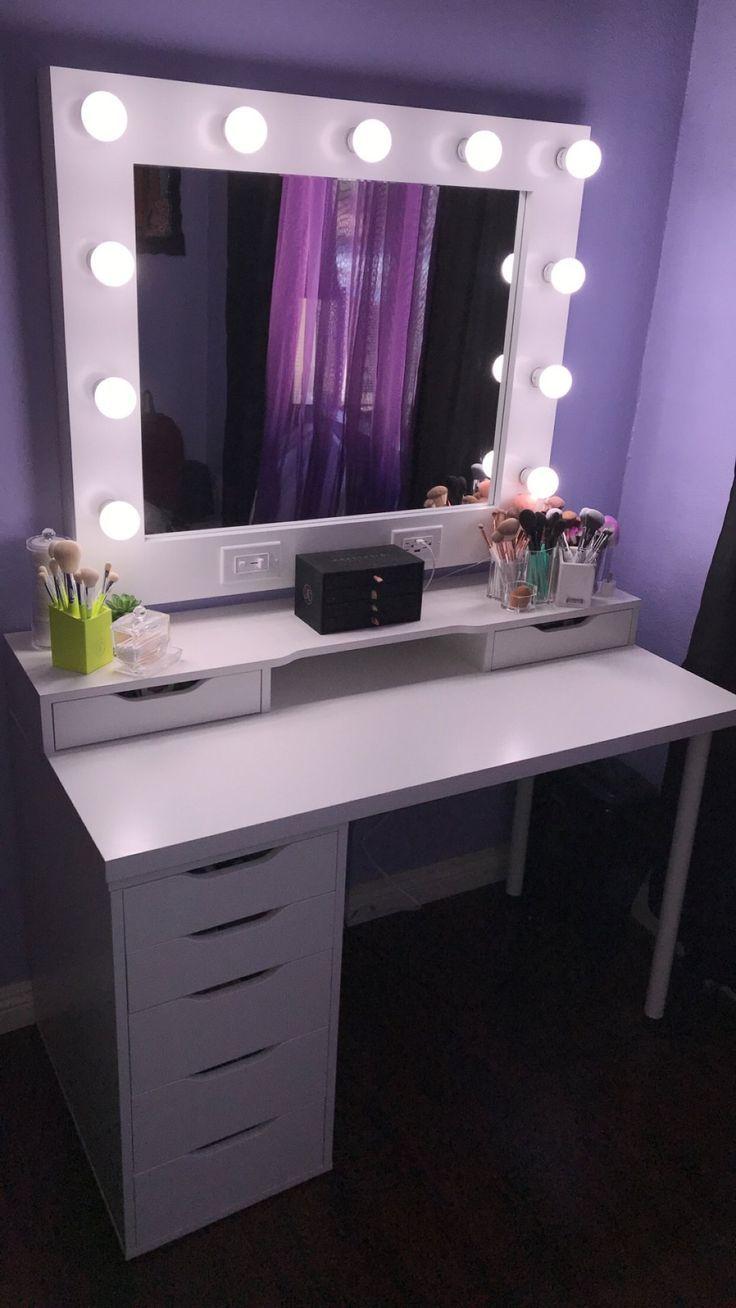 Small Dream Vanity Horizontal Stylish Bedroom Bedroom Decor Room Ideas Bedroom