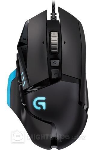 Logitech Gaming Mouse http://www.giftgeek.co.nz