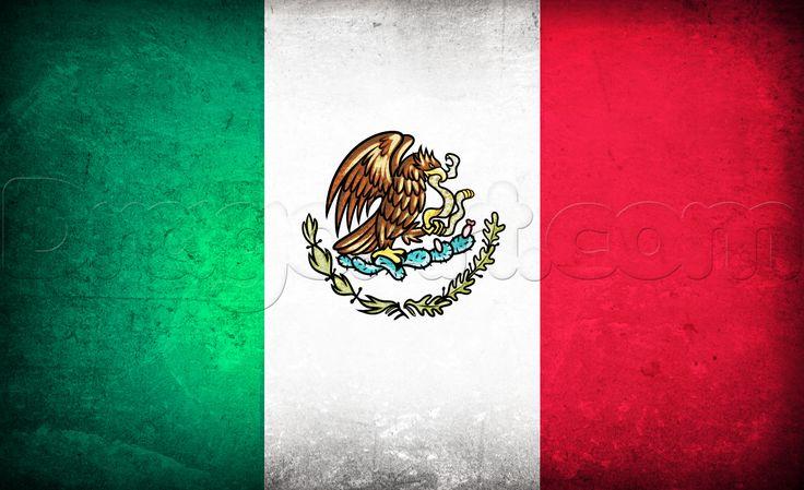 Aztec Print Wallpaper Hd Mexico Flag Hd Wallpaper Background Image Viva Mexico