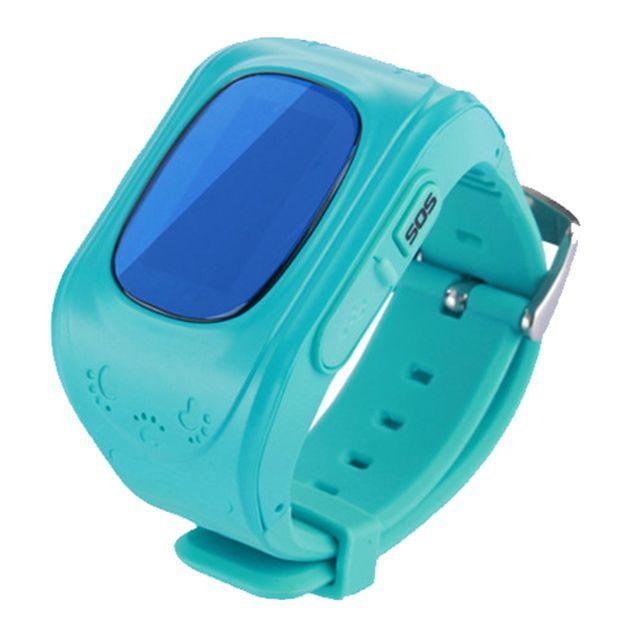 Gyermek okosóra GPS nyomkövetővel Kék (GC50-B)