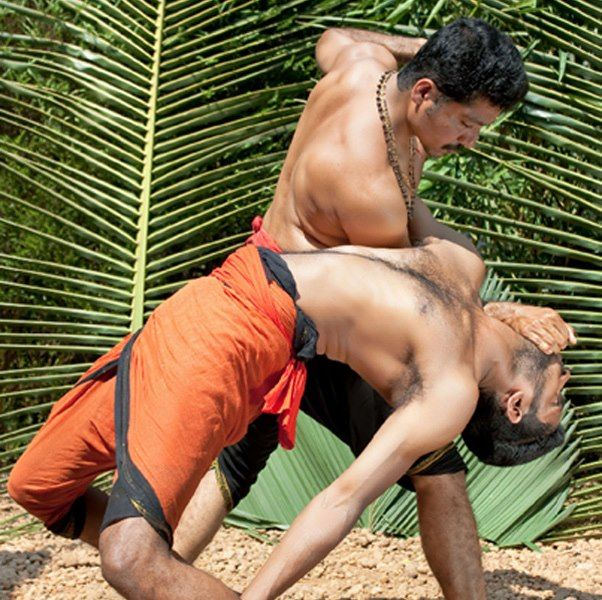 Why won't you come to Sita and try Kalaripayat, an old martial art from Kerala ?