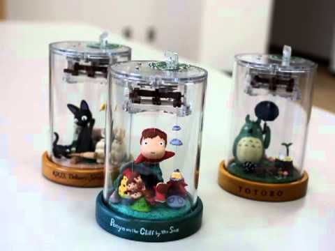 Drop Dead Cute - Kawaii for Sexy Ladies: Studio Ghibli Animated Music Boxes to Make Your Heart Sing
