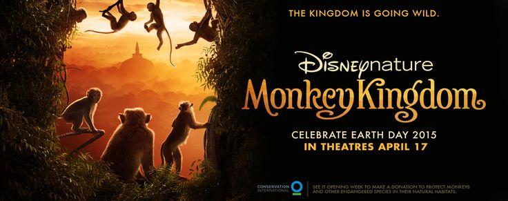 Monkey Kingdom | Official Site | Disneynature