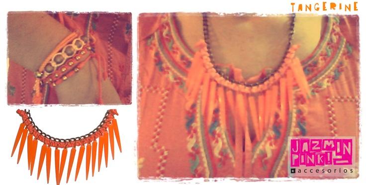 http://jazminpinkaccesorios.blogspot.com.ar/  #summer #necklace #collars #fashion #accessories #jewelry #mode #look #fashioaccessories #luxjewelry #bracelets