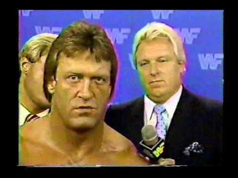 "Best Promos - Paul Orndorff ""The truth really hurts, Hogan!"""