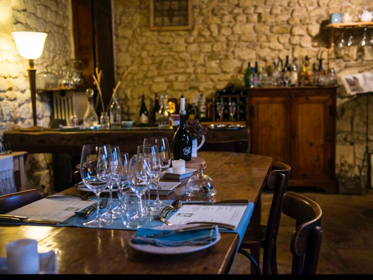La Grande Maison - Loire Dining and Wine Matching