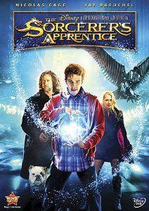The Sorcerer's Apprentice - 2010 PG Disney movie - Nicolas Cage, Monica Bellucci, Jon Turteltaub: Movies & TV