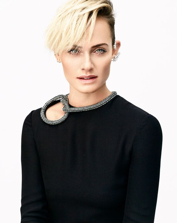 Amber Valletta by Derek Kettela for Editorialist Holiday 2014