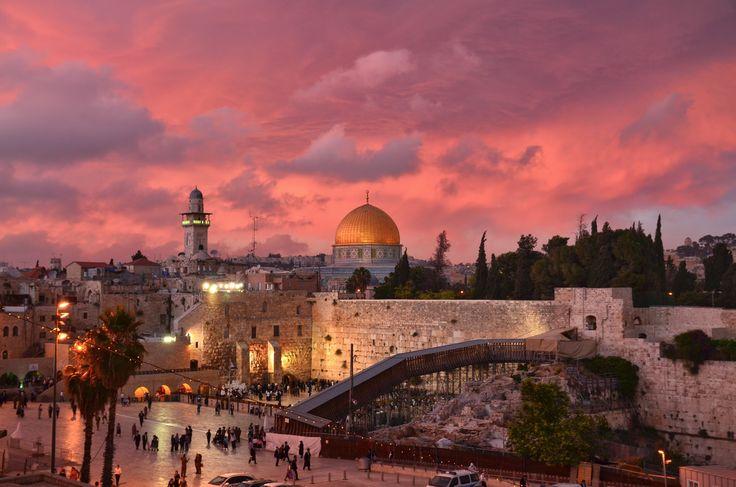Old City #Jerusalem #Sunset by Mark Millan on 500px