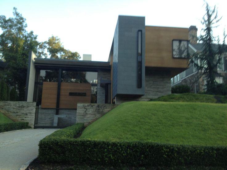 8 best ansley glass house atlanta images on pinterest for Atlanta residential architects