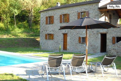 Casa la Brugna, in Borgo val di Taro, Italy