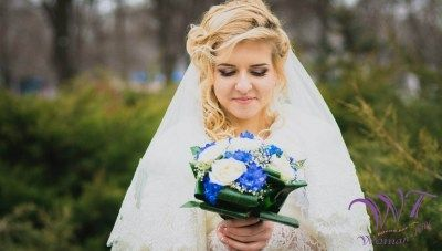 Заказать свадебный макияж и прическу на дому в Днепропетровске можно на http://womantime.com.ua