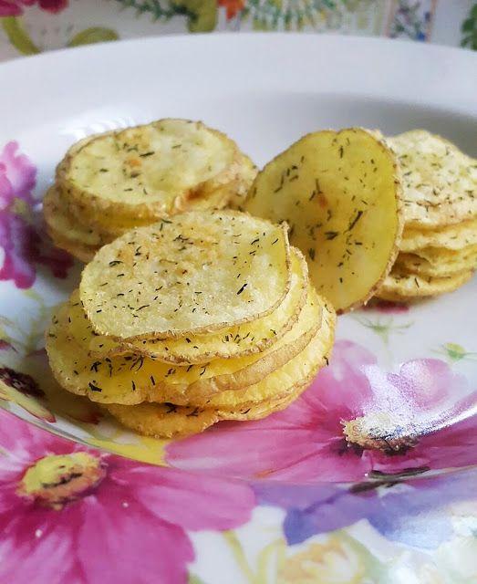 Patatas fritas light. omo hacer patatas al microondas recetas sanas