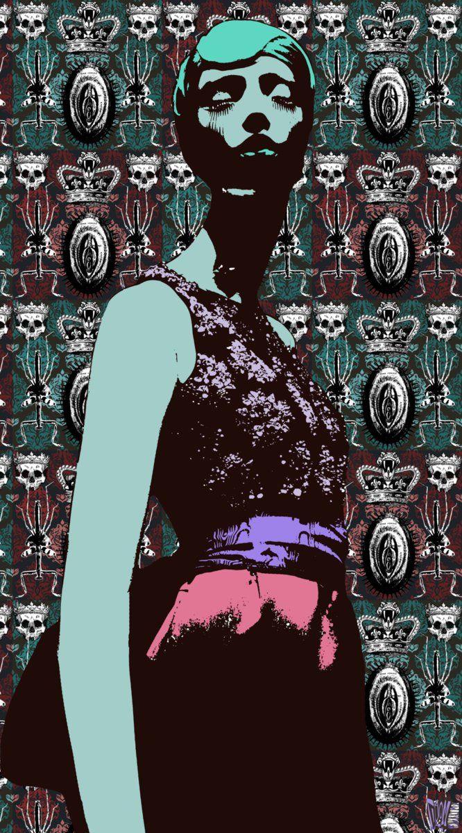 D.I.V.A. v.4 by DoomGeneration-prod  #comics #indiecomics #graphicnovel #dope #drugs #violence #horror #webcomic #doomgeneration #anime #art #illustration #nickelodeon #retrogaming #zombie #zombi #circus #freakshow #freaks #webcomics #arcade #death #depression #suicide #junk #sicksadworld #indipendentart #sick #skate #manga #art #illustration