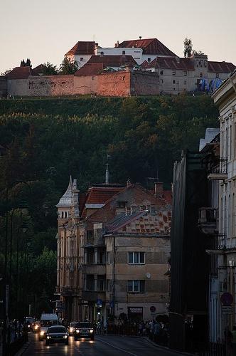 Brasov Old Fortress, Romania