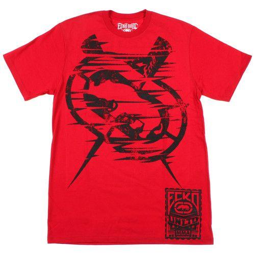 Ecko Unltd MEN'S Prison MMA T Shirt | eBay