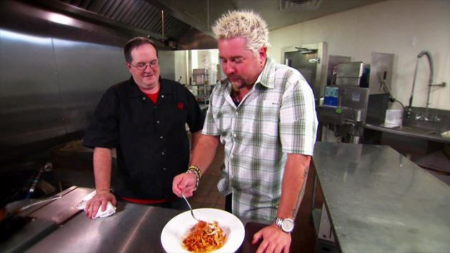 Get Pasta Amatriciana Recipe from Food Network