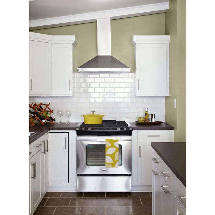 Kitchen Backsplash Tile At Lowes: Shop American Olean Starting Line White Gloss Ceramic Wall