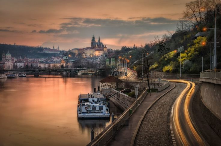 Nábřeží foto Prague City Tour