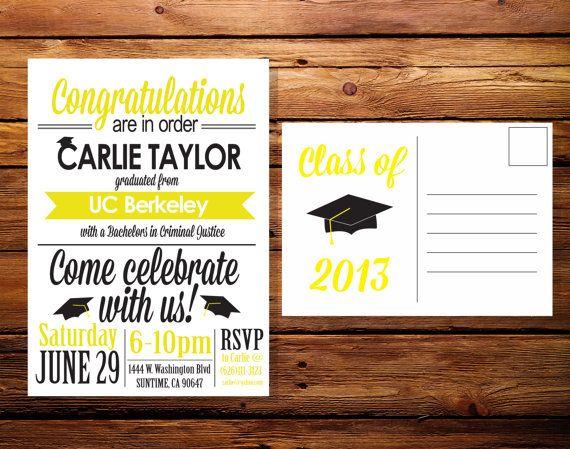 17 best images about graduation invite on pinterest