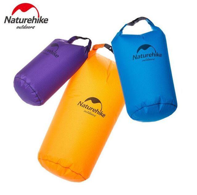 dd4508c9f6 Naturehike 5L 10L 20L Superlight Waterproof Bag Drifting Package Diving Dry  Bag Outdoor Waterproof Bag  skiboataccessories