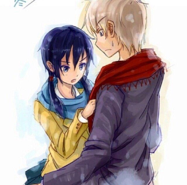 Yoshiki x Ayumi.
