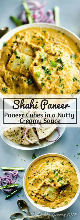 Shahi Paneer - an Indian takeout favorite!